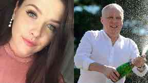 Jake Bowman: Student forced to clamber from window. Chloe Forbes crash