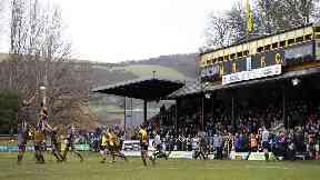 Melrose Ayr rugby