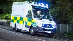 Death: 15-year-old was taken to Aberdeen Royal Infirmary.