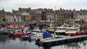 fraserburgh harbour