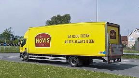 Hovis truck (generic).