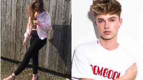 Lois Paterson sings with YouTube star HRVY in Australia