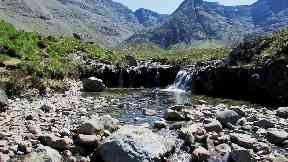 fairy pool skye