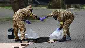 MI5 chief says Salisbury nerve agent attack deliberate and targeted