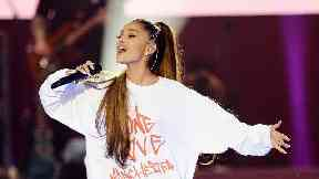 Ariana Grande says Manchester Arena attack was 'absolute worst of humanity'
