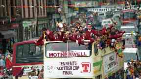 Motherwell 1991 bus