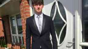 Shaun Sweeney: 19-year-old was visiting from Berwick.