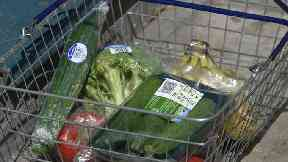 Nearly 70 Tesco lines, of products including apples, potatoes and tomatoes will be included in the scheme.