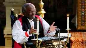 Reverend Michael Curry thought royal wedding invite 'was April Fools' joke'