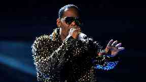 Woman accuses R Kelly of sexual abuse and giving her herpes