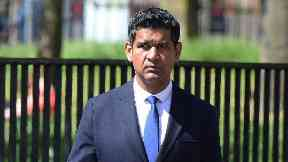 Khalid Jamal: He has been suspended by the General Medical Council. Glasgow Rape