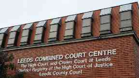 The case was heard at Leeds Crown Court