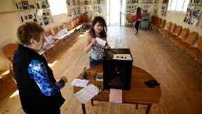 First votes cast in Irish abortion referendum