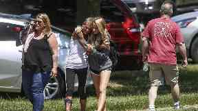 Science teacher tackled US school shooting suspect, says witness