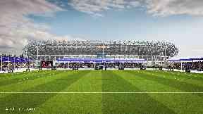 New Edinburgh Stadium