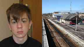 William Stewart: Missing from Moray.