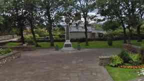 Golspie War Memorial