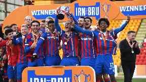 Irn Bru Cup final