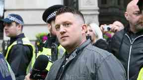 Former EDL leader Tommy Robinson tapped into public unease, MPs told