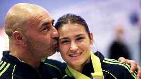 Olympic champion Katie Taylor's father injured in boxing club triple shooting