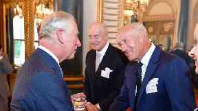 Charles hosts Age UK event as part of 70th birthday celebrations