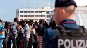 Rescue ship carrying 629 migrants not allowed to dock in Italy or Malta
