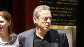 Former EastEnders star Leslie Grantham is fighting for his life, according to reports.