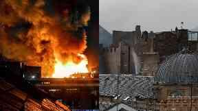 Glasgow art school 2018 fire