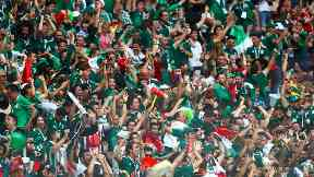 Mexico Germany World Cup 2018