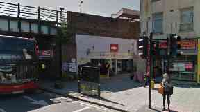 Three people have been killed by a train in south London.