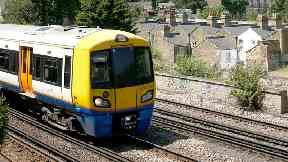 Spray cans found as three die after being hit by train
