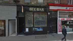 Bee Bar: He was fined £450. Perth