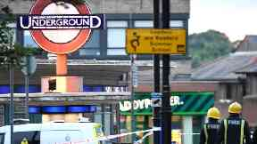 Five injured after reported explosion at Tube station