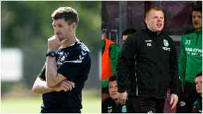 Draw: Rangers and Hibs learn their fate.