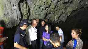 Thai officials believe 12 boys missing in caves are still alive