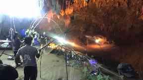 Flooding complicates Thai cave rescue operation