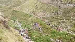 48 killed as overcrowded bus plunges into gorge in India
