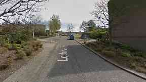 Cumbernauld: Man in serious condition.