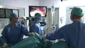 Surgery NHS scotland
