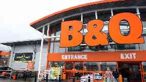 B&Q ploughing £100m into lower prices