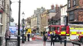Salisbury cordon lifted after Novichok all-clear