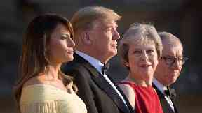 May Brexit plan could 'kill' UK-US trade deal, Trump says in shock for Prime Minister