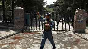 Taliban kill seven police officers in eastern Afghanistan