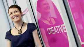Janet Archer, outgoing head of Creative Scotland.