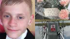 Ben Thomson: His dad has paid tribute. Glenburn Reservoir Paisley