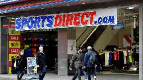 Sports Direct defends Debenhams stake despite £85m hit