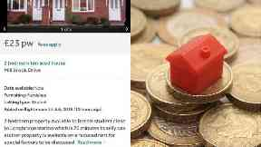 Rightmove apologises as advert offering low rent for 'special favours' is posted