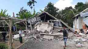 Britons reported safe after deadly Lombok earthquake – Foreign Office