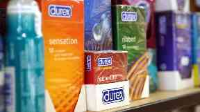 Durex recalls several batches of condoms over fears they could burst