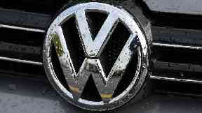 Volkswagen ads banned for encouraging irresponsible driving